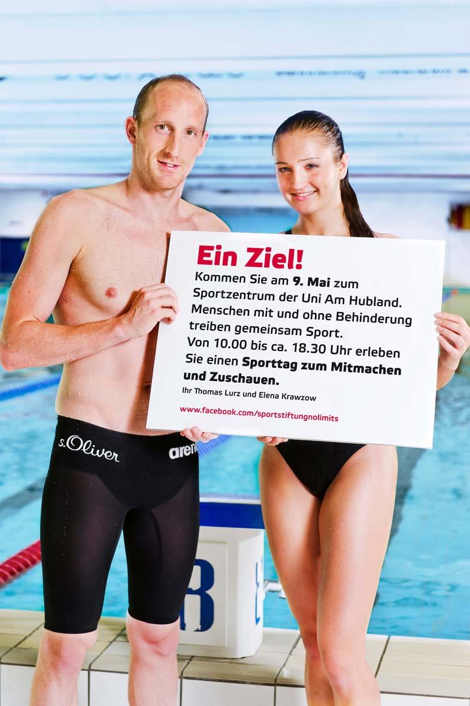 Anzeigenkampagne für No Limits!